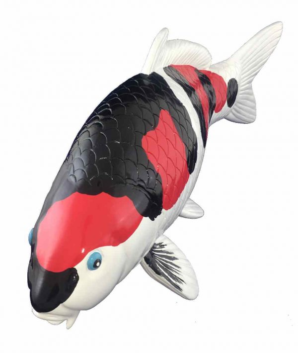 Koi Showa Replica Alabastro 85cm
